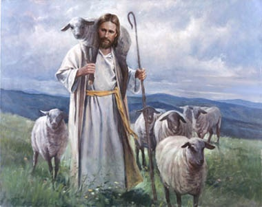 Jesus-Good-Shepherd-guides-me